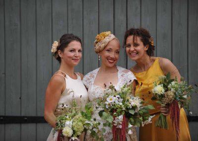 Oxfordshire florist weddings