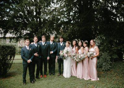 Wedding Florist Oxfordshire