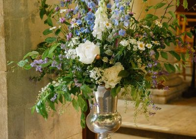 Wedding Floristry Oxfordshire